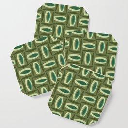 Alcedo - Green Coaster