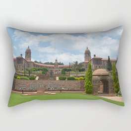 The Union Building Rectangular Pillow