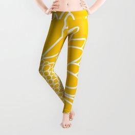 Sunflower Cheerfulness Leggings