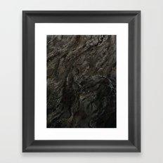Dirty Framed Art Print