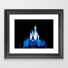 Where Dreams Come True Framed Art Print