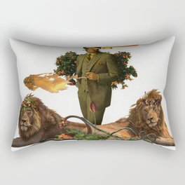 Thriving Rectangular Pillow