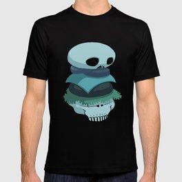 Skull Burger T-shirt