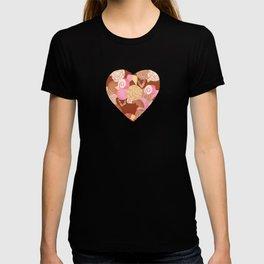 Corazón de Pan Dulce T-shirt