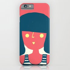 Self-portrait Waiting for Summer iPhone 6s Slim Case