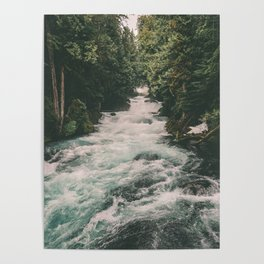 Mckenzie River Poster