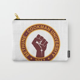 BETHUNE-COOKMAN CLASS OF 2017 Carry-All Pouch