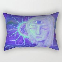 Inner Energy Rectangular Pillow