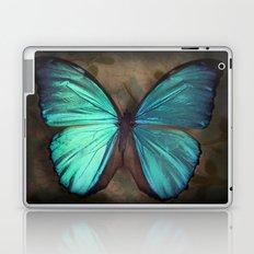 Vintage Butterfly Laptop & iPad Skin