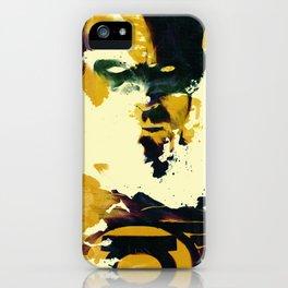 Not so Green Lantern iPhone Case