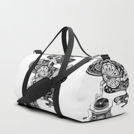 Cosmos Space Music Duffle Bag