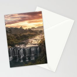 Fire & Water Stationery Cards