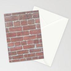 Soft Rock Brick Front Stationery Cards
