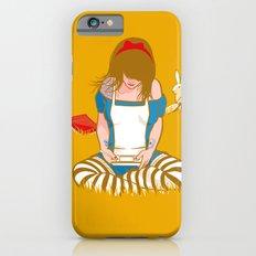 Alice in Mario Land iPhone 6s Slim Case