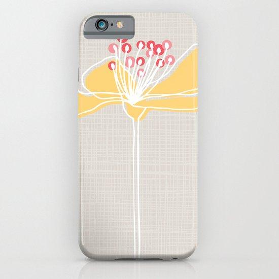 Cherry Blossom: Stone iPhone & iPod Case