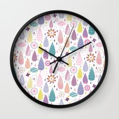 Magical Weather Wall Clock