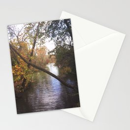 Bright Fall Colors Stationery Cards