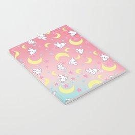 Sailor Moon Bunny's Pattern Notebook