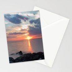 Sandy Hook Sunset Stationery Cards