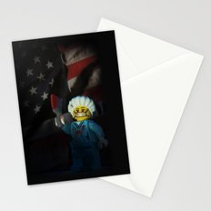 American Psycho in LEGO Stationery Cards