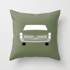 Pontiac GTO ( 1967 ) Throw Pillow