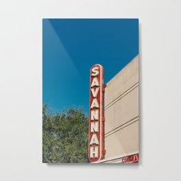 Savannah XII Metal Print