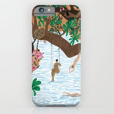 The Jungle Beach Slim Case iPhone 6s