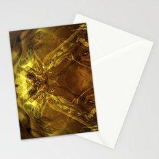 Cobra de cristal Stationery Cards
