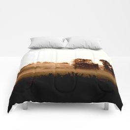 Misty Sunrise Comforters