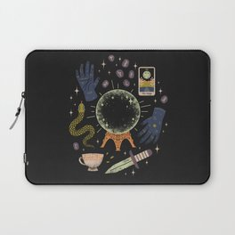 I See Your Future Laptop Sleeve