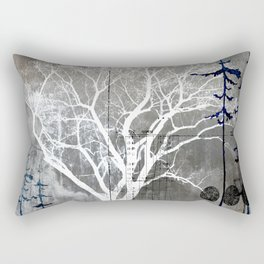 THE SEED OF EXTINCTION Rectangular Pillow