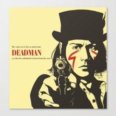 Deadman Canvas Print
