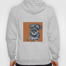 Frankie the Schnoodle Hoody