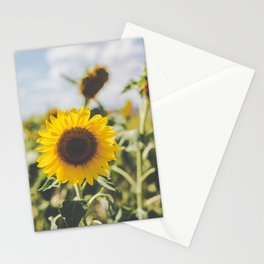 Allora | Sunflowers Stationery Cards
