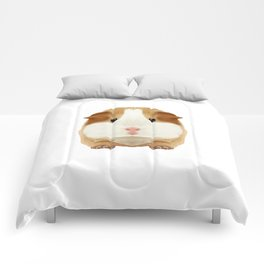 Guinea Pig Just A Girl Loves Wheek Gift Idea Comforters