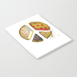 Pie of peace Notebook