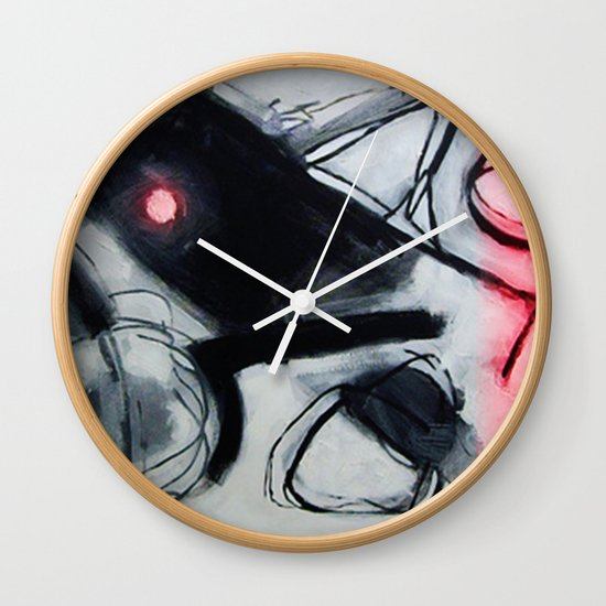 peak hour  Wall Clock