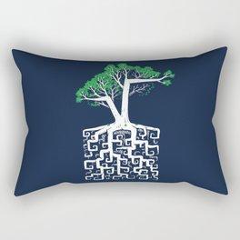 Square Root Rectangular Pillow