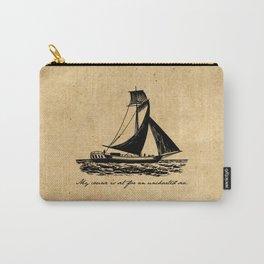Divine Comedy - Dante Alighieri - Uncharted Sea Carry-All Pouch