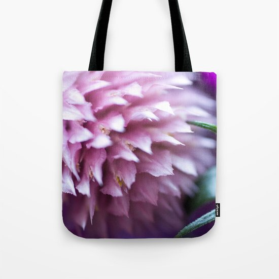 Bright-Pink Flower #1 #art #society6 Tote Bag