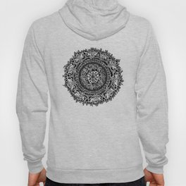 Detailed Mandala Hoody