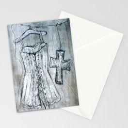 corsage Stationery Cards