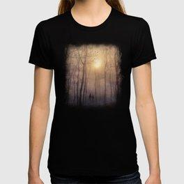 Eternal walk by Viviana Gonzalez T-shirt