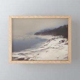 Coastal Fog Framed Mini Art Print