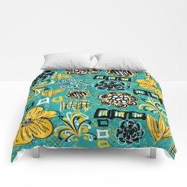 Untamed Comforters