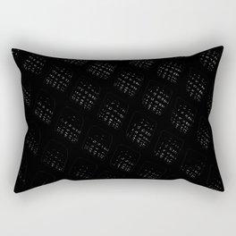 La Noche Rectangular Pillow