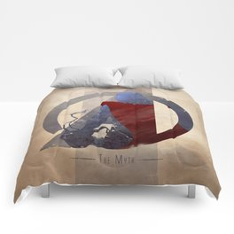 Avengers Assembled: The Myth Comforters