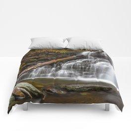 Cascade Waterfall Comforters
