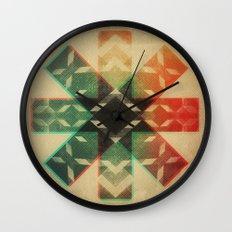 Technicolor Dream-o-Scope Wall Clock