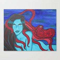 Katherine Canvas Print